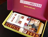 ASU Campaign 2020 Promo Box