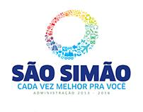 REBRANDING LOGO PREFEITURA MUNICIPAL SÃO SIMÃO-GO