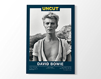 Redesign of Uncut Magazine - Ultimate Music Guide