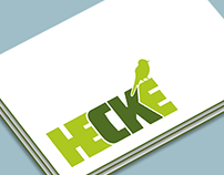 Hecke ○ Corporate Design