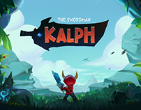 KALPH - Adventure game concept