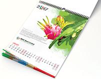 SBAC Bank Calendar 2017