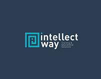 Intellectway.com logo design