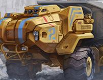 John A. Frye Conceptual Vehicle Design