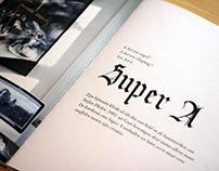eej magazine #2 // Calligraphy