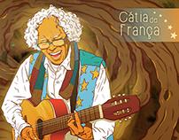 CD - Cátia de França