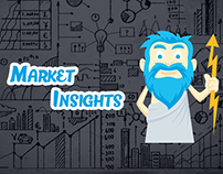 Market Insights App Design