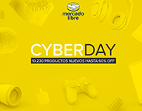 Cyberday / Mercado Libre