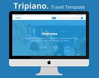 Tripiano Travel Template