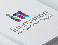 Innovation - Media Agency - Branding Identity Designs