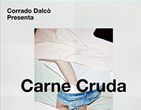 Corrado Dalcò Exhibition Flyer