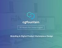 CgFountain Digital Marketplace Branding&Design
