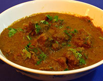 Goan Goat Curry by Binoy Nazareth