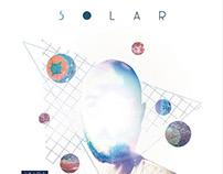 Solar CD cover