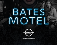 Bates Motel - Proposed Campaign