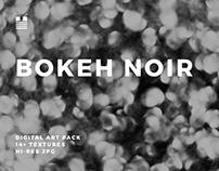 Bokeh Noir