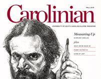 Carolinian magazine, Fall 2015