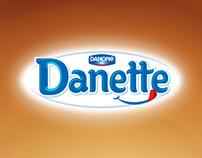 Danette Flan Campaign