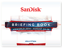 SanDisk Briefing Book | VMworld