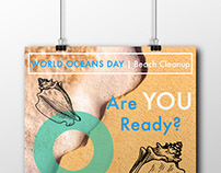 POSTER: World Oceans Day