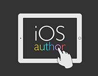 iOS AUTHOR LOGO