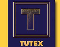 Tutex Logo and Visiting Card