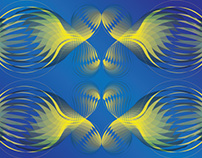 Birdies - Geometric design