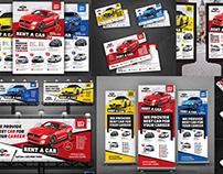 Rent a Car Advertising Bundle Vol.5