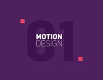 Motion Design - 01