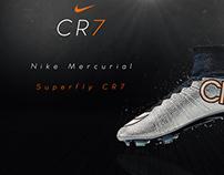 Nike Mercurial Silverwear Advert