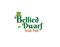 Bellied Dwarf Irish Pub Corporate Identity Design
