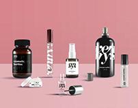 Free*Cosmetic Bottles Samples