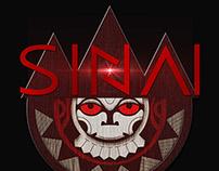 Logo créé pour SINAI by Visual-ize design