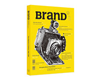 "BranD MAGAZINE issue 40 ""Reshaping Brand Traditions"""
