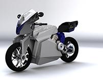 Design Concept CAD Renderings