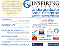 One-Pager for Inspiring Capital's Summer Program