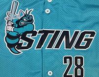 Sting Baseball Twill
