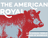 American Royal Print Campaign