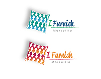 Marseilia I Furnish Logo Design