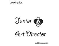Jr Art Director