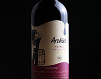Archie's bottiglieria : wine retail concept