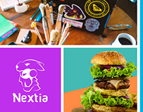 Diseño de Marca | NEXTIA | México
