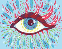 Weird eyes 2016