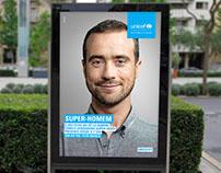 UNICEF / Super-homem
