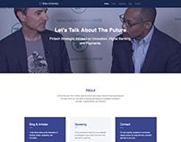 Financial Executive Site