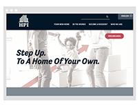 The Housing Partnership Inc. Branding