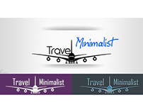 Logo Travel Minimalist