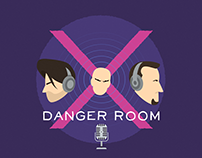 Danger Room Title Card