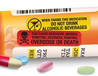 Alcohol Awareness Posters