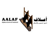 "Alaaf Logo ""animal feed"""